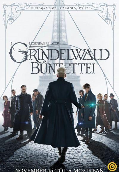 Legendás állatok - Grindelwald bűntettei – Plakát
