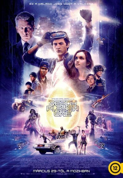 Ready Player One – Plakát