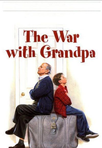 The War with Grandpa – Plakát