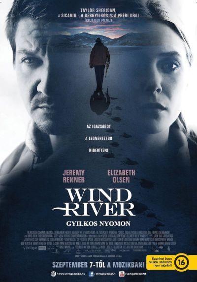 Wind River - Gyilkos nyomon – Plakát