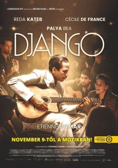 Django – Plakát