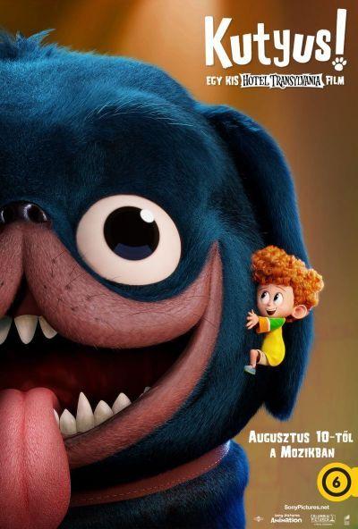 Kutyus! – Plakát