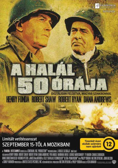 A halál 50 órája – Plakát