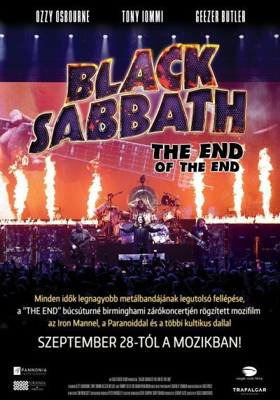 Black Sabbath: The End of the End – Plakát