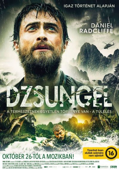 Dzsungel – Plakát