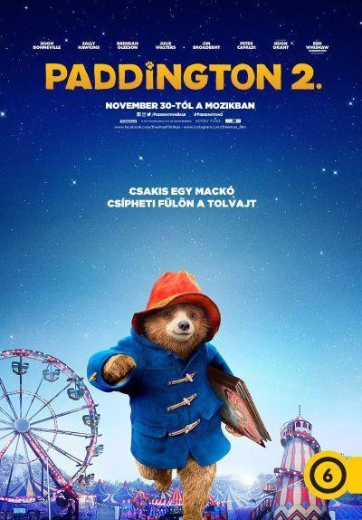 Paddington 2 – Plakát