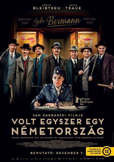 Volt egyszer egy Németország – Plakát