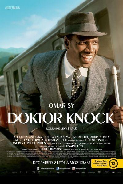 Doktor Knock – Plakát