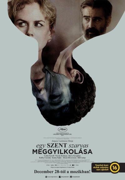 Egy szent szarvas meggyilkolása – Plakát
