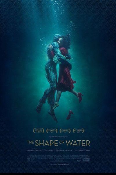 A víz érintése – Plakát