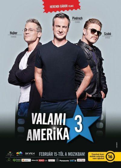 Valami Amerika 3 – Plakát