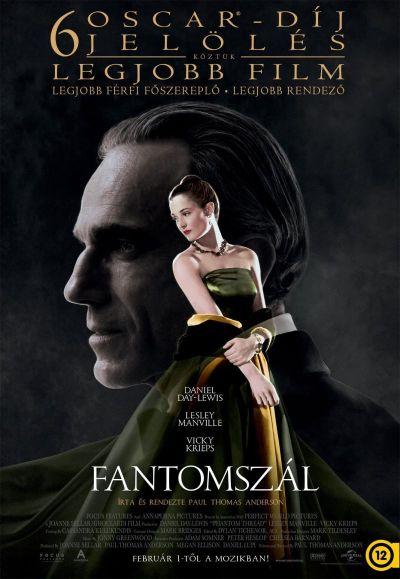 Fantomszál – Plakát