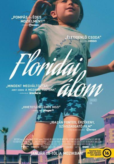 Floridai álom – Plakát