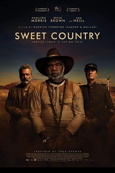 Sweet Country – Plakát