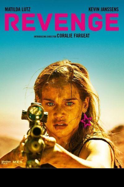 Revenge – Plakát