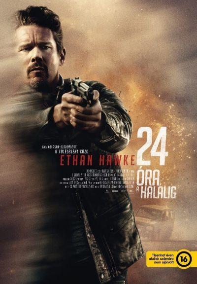 24 óra a halálig – Plakát