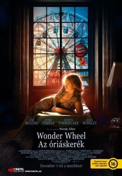 Wonder Wheel - Az óriáskerék – Plakát