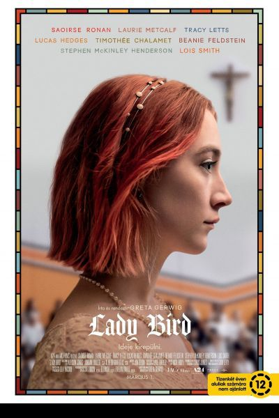 Lady Bird – Plakát
