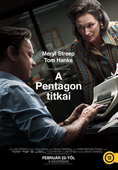 A Pentagon titkai – Plakát