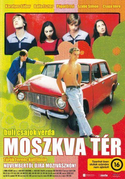 Moszkva tér – Plakát