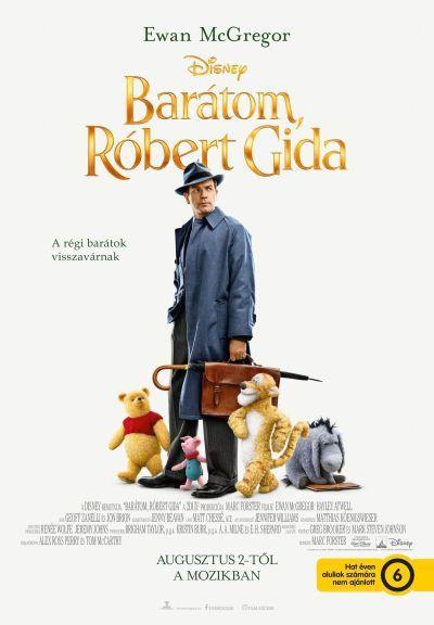 Barátom, Róbert Gida – Plakát