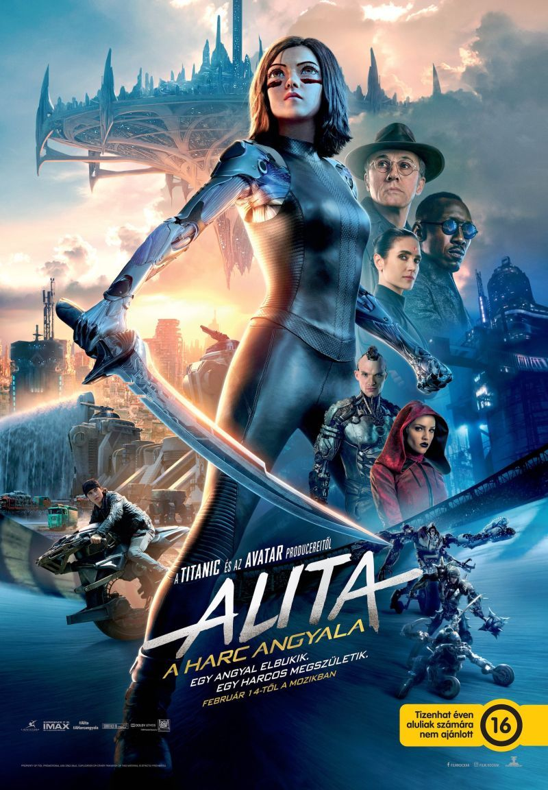 "[[Filmek™-Online] ""Alita: A harc angyala"" HD Teljes Film Magyarul 2019 Letöltése (IndAvIdeo) - mozi-hungarian-film-magyar.over-blog.com"