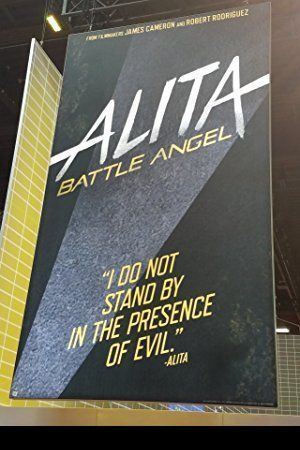 Alita: A harc angyala – Plakát