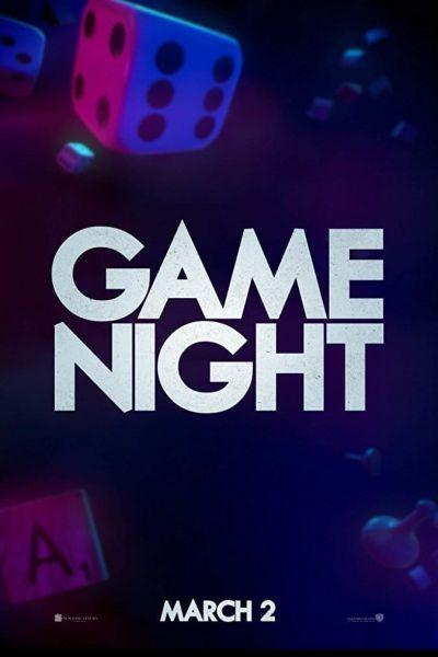 Éjszakai játék – Plakát