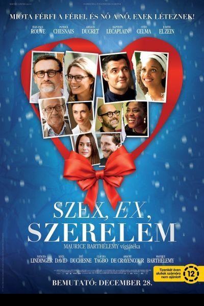 Szex, ex, szerelem – Plakát