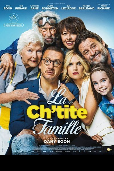 Chti Familie – Plakát