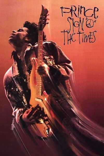 Prince: Sign o' the Times – Plakát