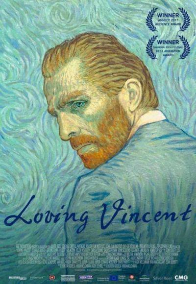Loving Vincent – Plakát