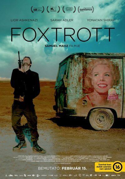 Foxtrott – Plakát