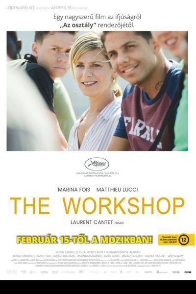 The Workshop – Plakát