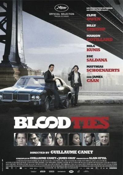 Vérkötelék – Plakát