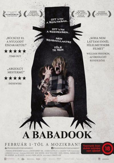 A Babadook – Plakát
