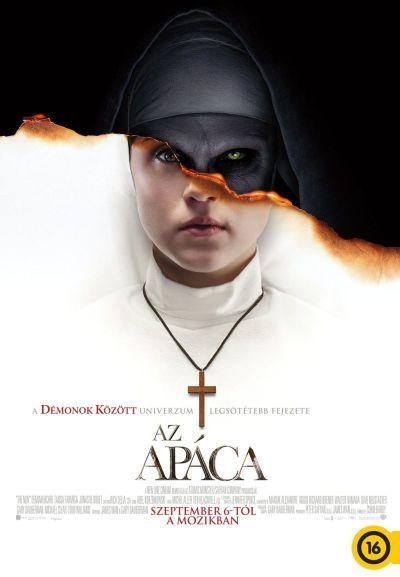 Az apáca – Plakát