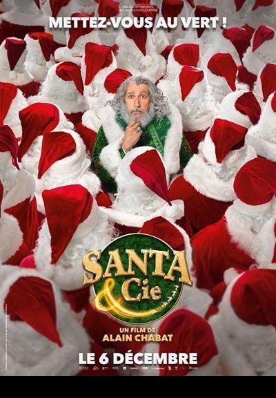 Santa & Cie – Plakát