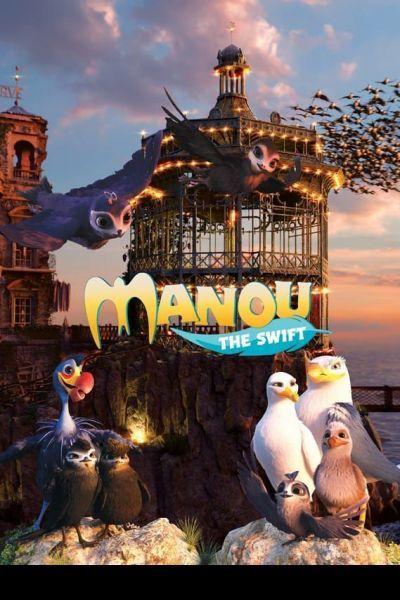 Manou the Swift – Plakát