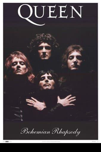 Bohemian Rhapsody – Plakát