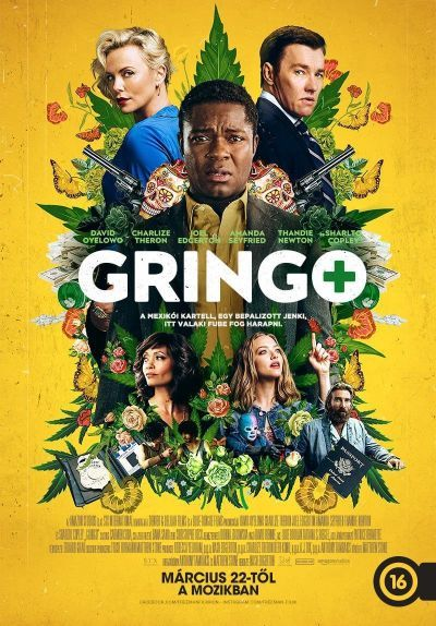 Gringo – Plakát