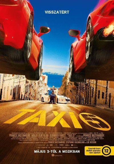 Taxi 5 – Plakát