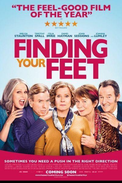 Finding Your Feet – Plakát