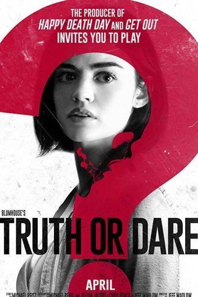 Truth or Dare – Plakát