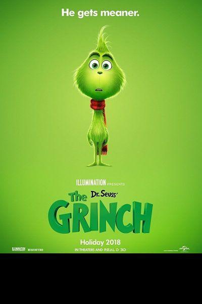 The Grinch – Plakát