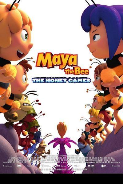 Maja, a méhecske - A mézcsata – Plakát