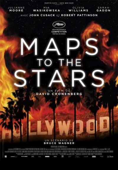 Térkép a csillagokhoz – Plakát