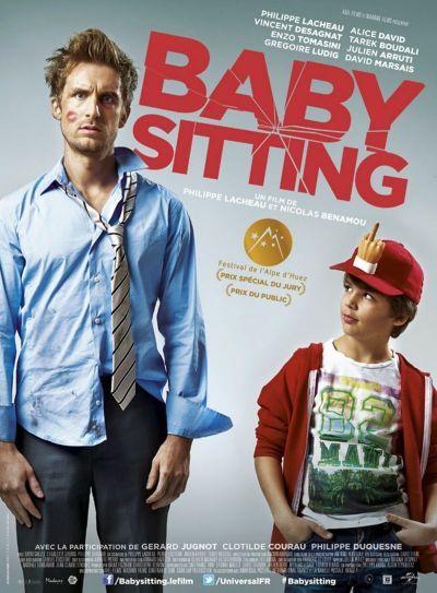 Babysitting - A felvigyázó – Plakát