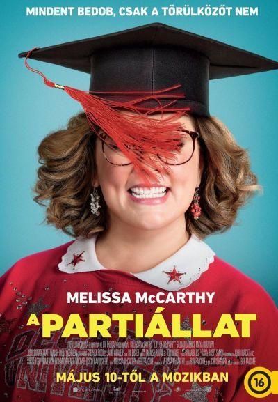 A Partiállat – Plakát