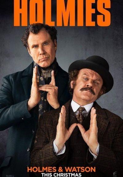 Holmes & Watson – Plakát